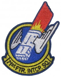 71st FIS Patch