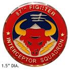 Challenge Coin 87th FIS