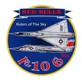 Patch 87th Rulers of the Sky Sticker