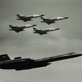 4-Ship Phtoshop with SR-71