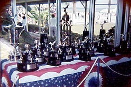 Trophy Display WT72