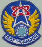 Patch 507th Camron Patch