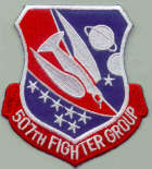 Patch 438th 507th Patch Group